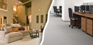 Residential and Commercial Carpet Cleaning